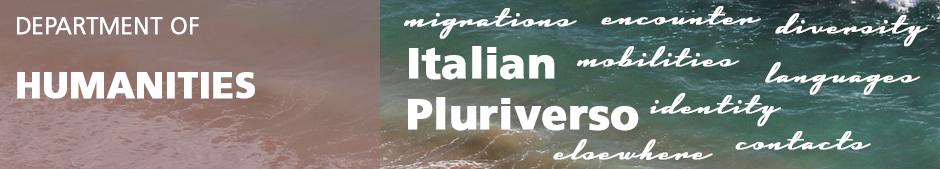 Banner Italian