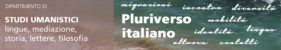 Banner Pluriverso italiano